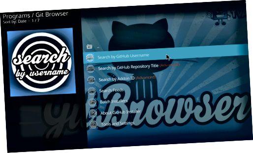Git Browser