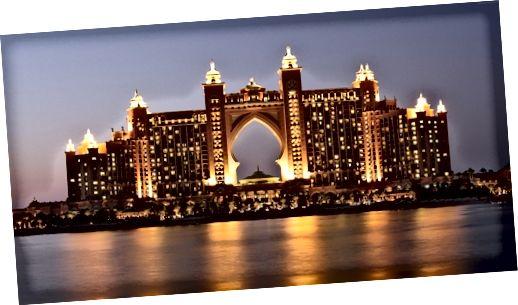 Dubai Palm hótel
