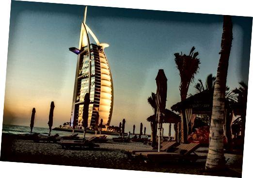 Dubai strönd