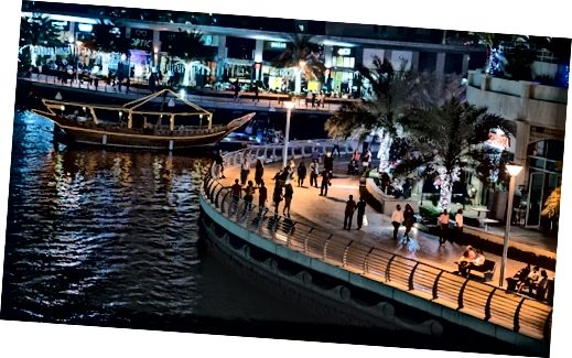 Marina í Dubai