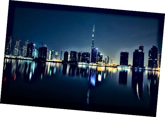 Sky sky í Dubai