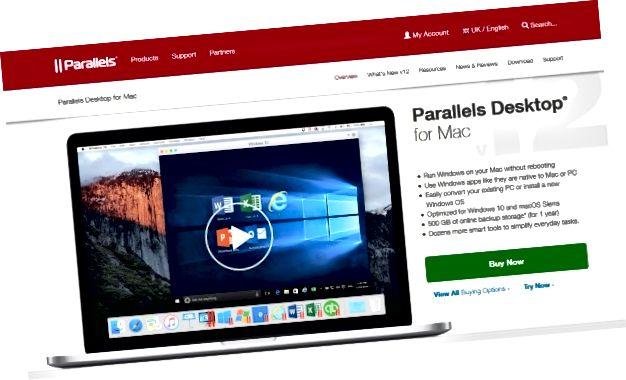 أفضل ماك الافتراضية VMware مقابل Parallels2