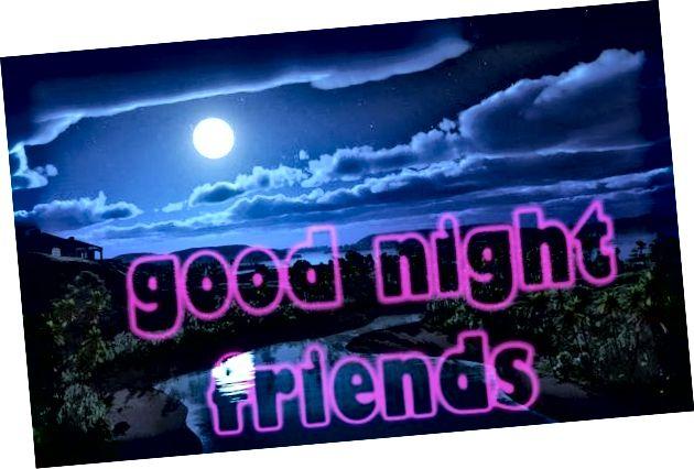 Laku noć slike preuzeti besplatno 1