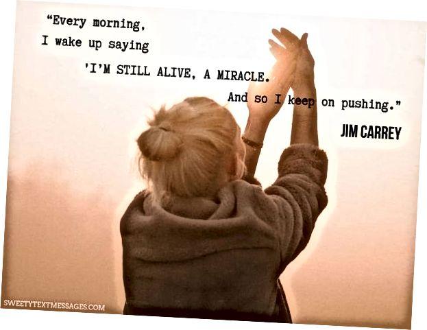 Inspiracijski jutarnji citati za buđenje