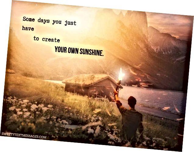 Pozitivni jutarnji citati da vas razvesele
