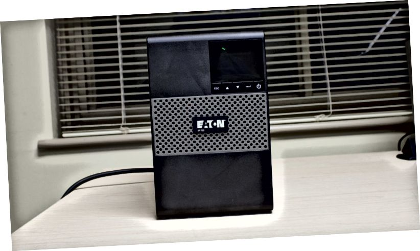 Eaton 5P750 Fram