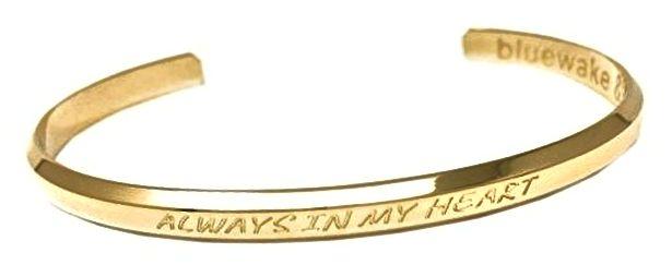 Bluewake & Co. Inspiration Manschette Armband