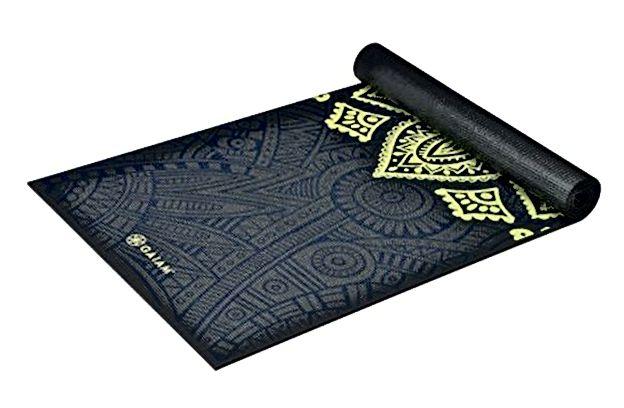 Gaiam Premium Print Yogamatte