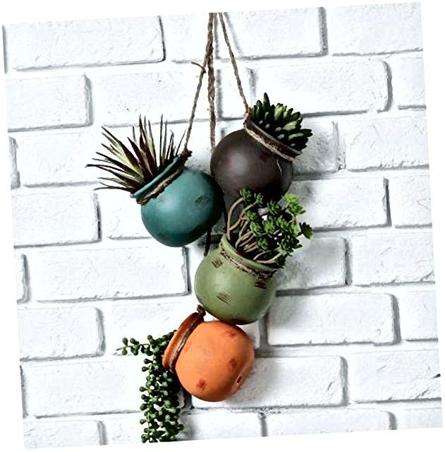 Schlenker Multicolor Keramik 4 Topf Set