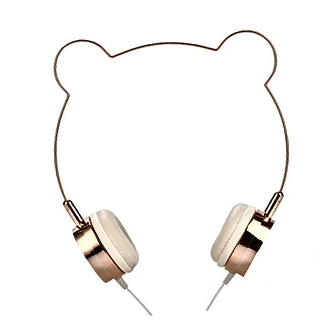 Bear Ear Wired Kopfhörer