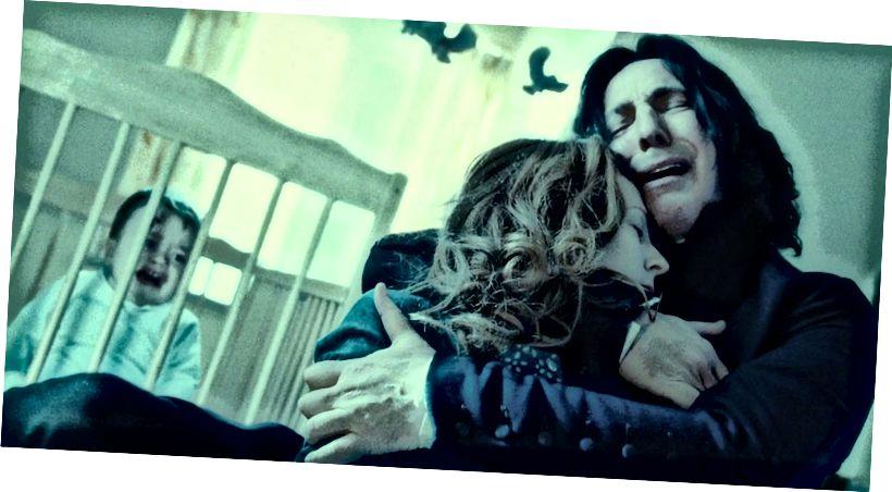 Snape no all dës Kéier