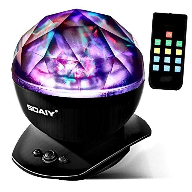LED projektor za noćno svjetlo
