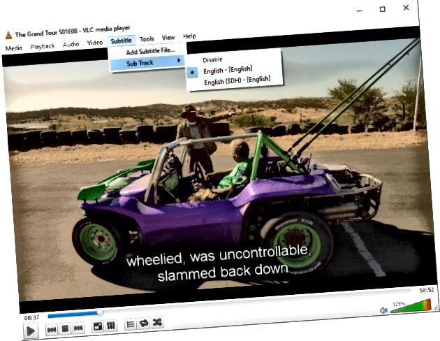 Füügt Ënnertitelen an VLC Media Player-2