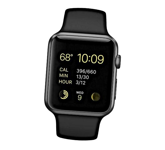 Apple Watch Series 1 42 mm pulksteņi