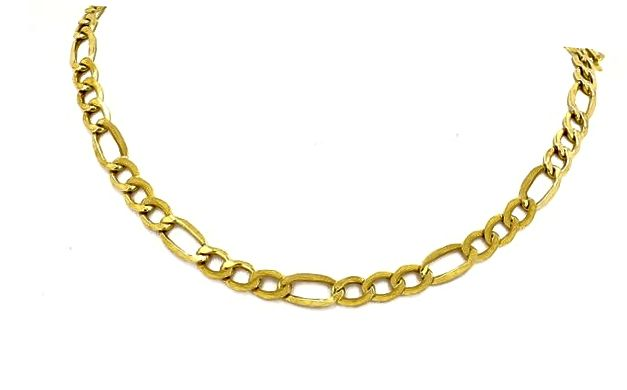 Hål Figaro Chain Necklace