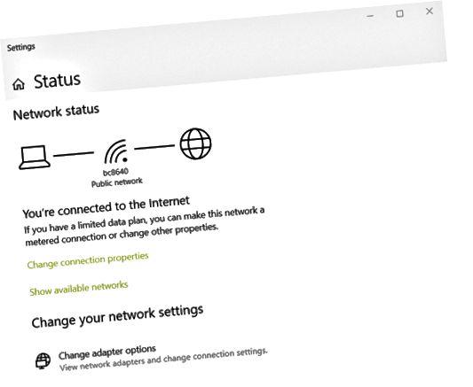 Δικτυακές συνδέσεις