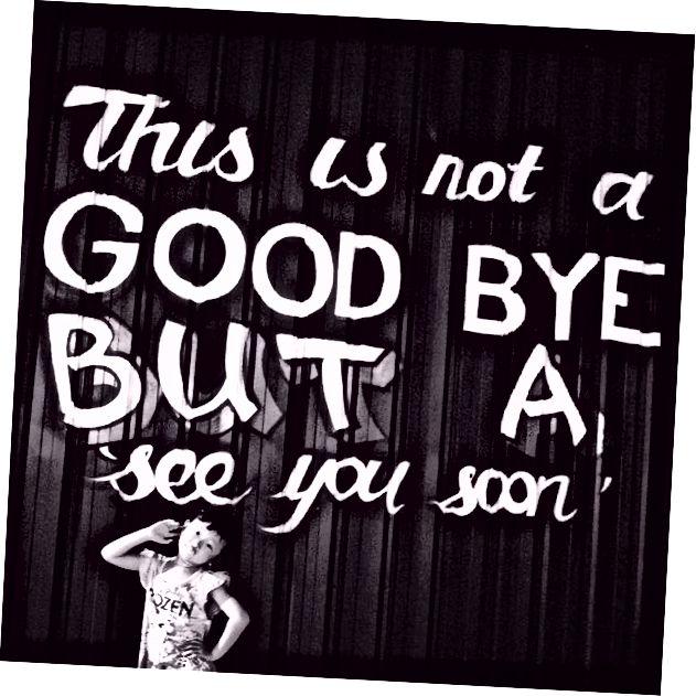morsomme farvel sitater