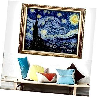 Diamant Van Gogh Molerei