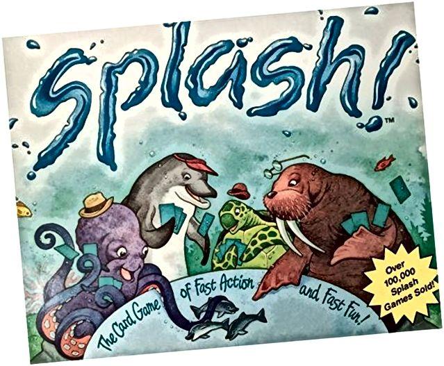 Splash igra za djecu
