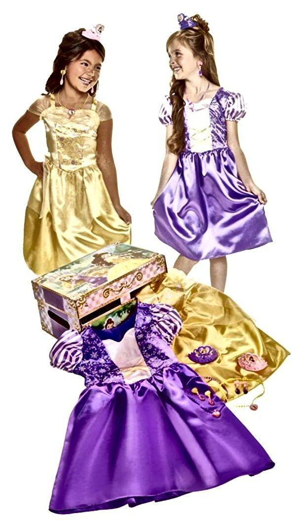 Disney Princess Belle & Rapunzel prerušiti se na prtljažnik