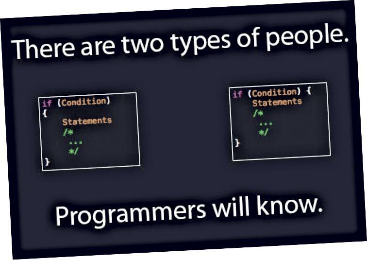 Šaljivo programiranje