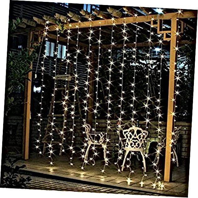ZISTE ukrasne svjetiljke u obliku zvijezda