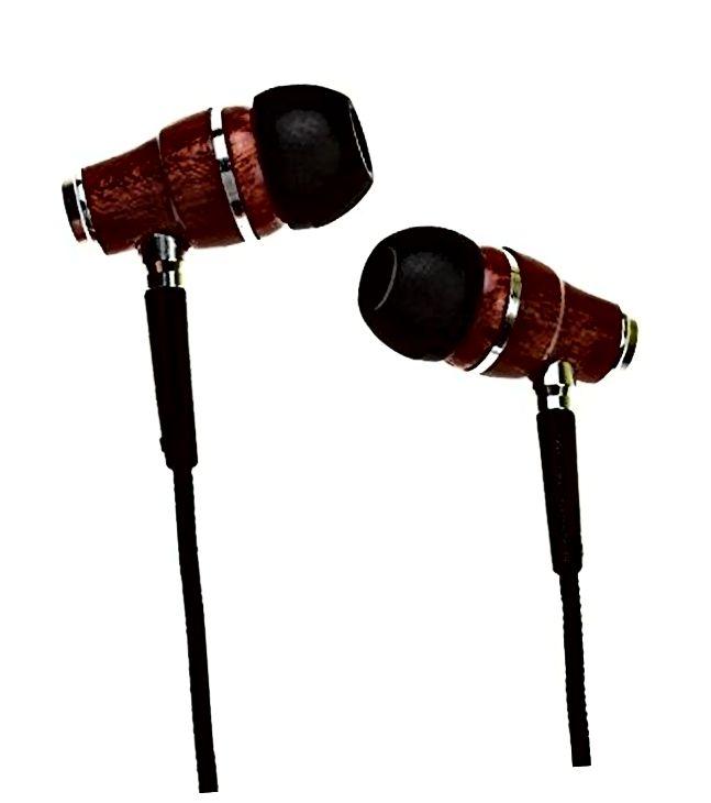 Simfonizirane slušalice sa zvukom od drva
