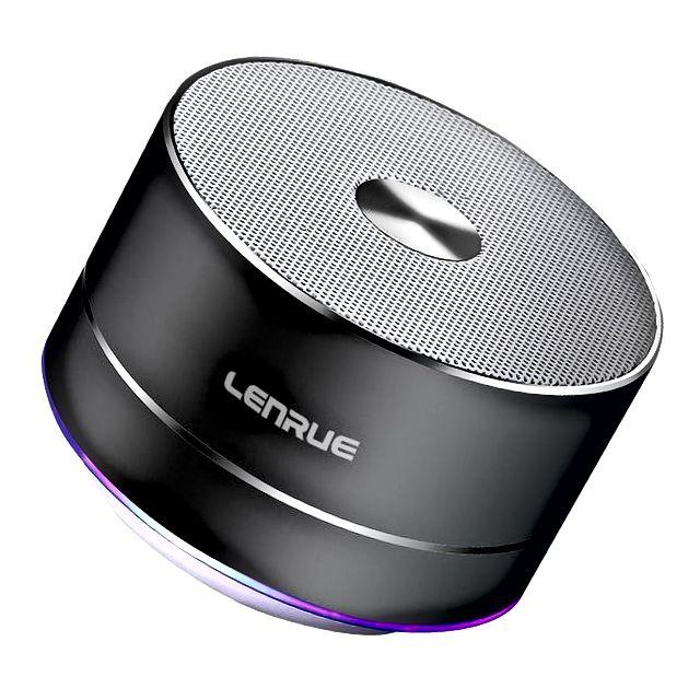LENRUE Prijenosni bežični Bluetooth zvučnik