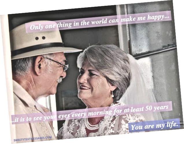 Det sötaste och mest romantiska textmeddelandet för kvinnan