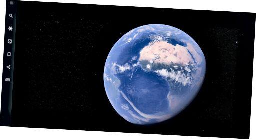 Što je Google Earth