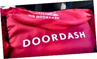 Doordash-Tasche