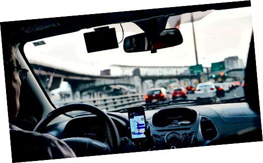 Beställa turer utan Uber-appen