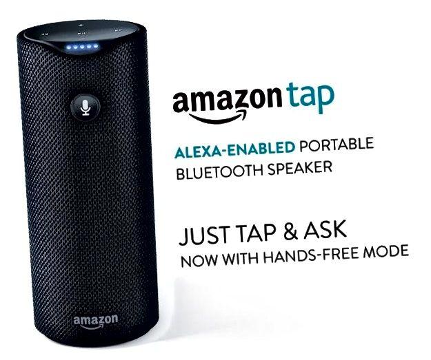 Amazon Tippen Sie auf Alexaenabled Portable Bluetooth Speaker