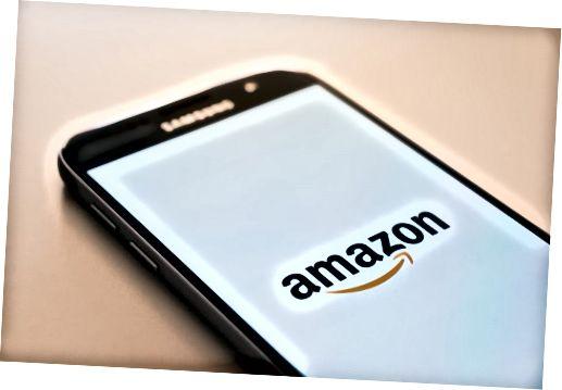 fotografije Amazona