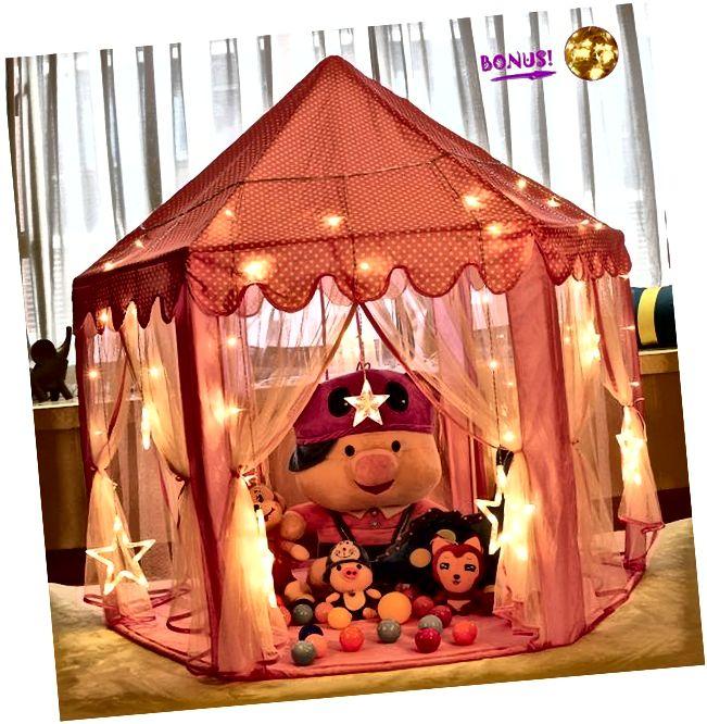 Monobeach Princess šator