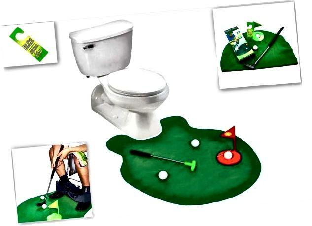 Toaletni golf