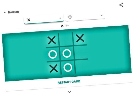 X O oyunu