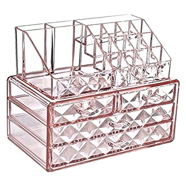 Ikee Design Pink Bijoue Kosmetesch Späichere