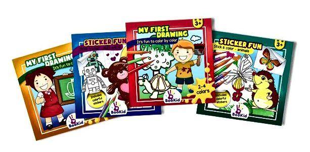 Dječja aktivnost prikazuje dobre božićne poklone za trogodišnjake
