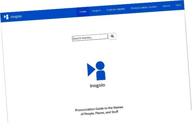 Fem webbplatser som hjälper dig att uttala namn korrekt-5