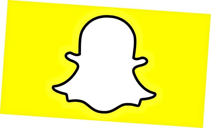 Ironično je da je glavna boja povezana sa Snapchatom žuta (slučajnost?)