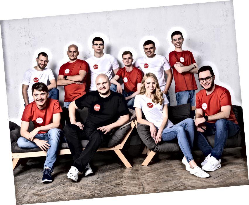 ChiPeer's team