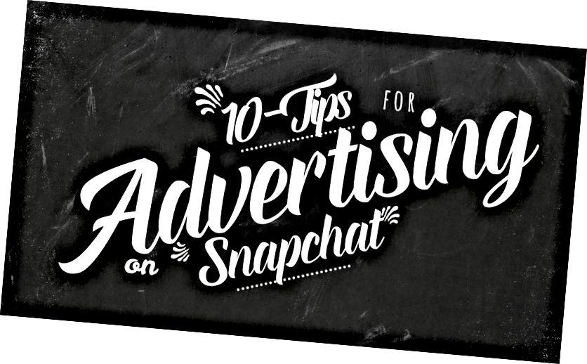 Izvorni sadržaj Sprague Media - reklamna agencija SnapChat
