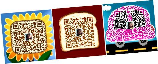 WeChat QR kóða fyrir persónulega reikninga