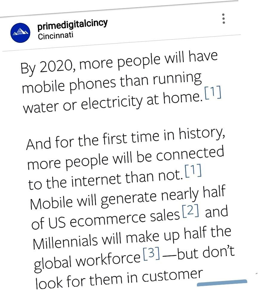 تحولات فيسبوك للأعمال لعام 2020
