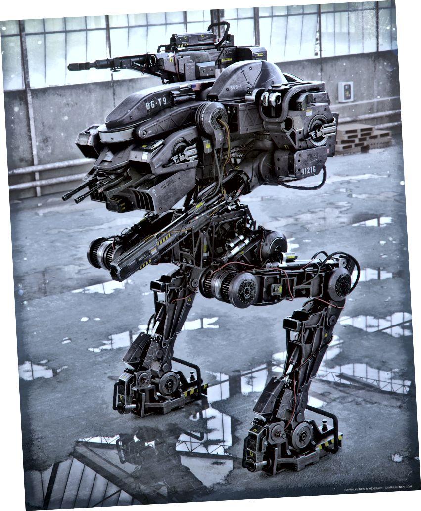 UNIT 06-T9 är fortfarande under utveckling och är inte redo att skickas på slagfältet. Det ultimata målet för 06-T9 är att vara det bästa attackstödssystemet under landuppdrag
