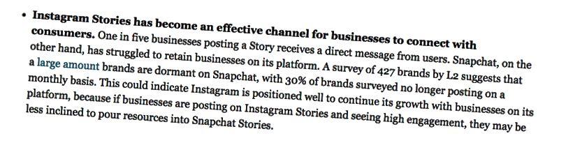 Business Insider-dən: http://www.businessinsider.com/instagram-stories-get-even-bigger-2017-8