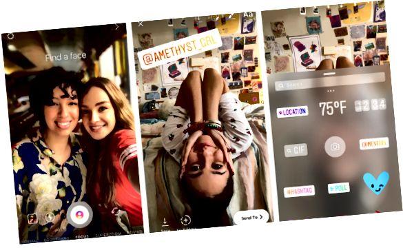 Instagram Story Stickers