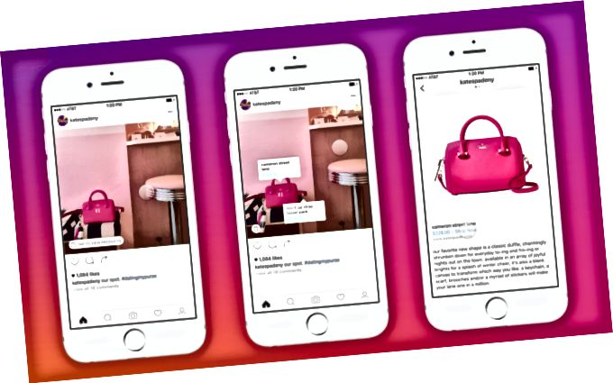 Bästa Instagram Shopping-inlägg