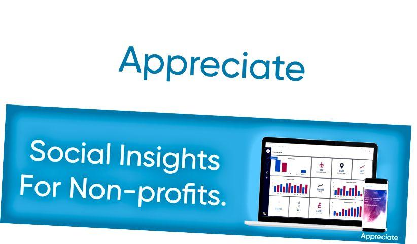 استكشف المؤسسات غير الربحية التي تثير شغفك على www.justappreciate.com اليوم!